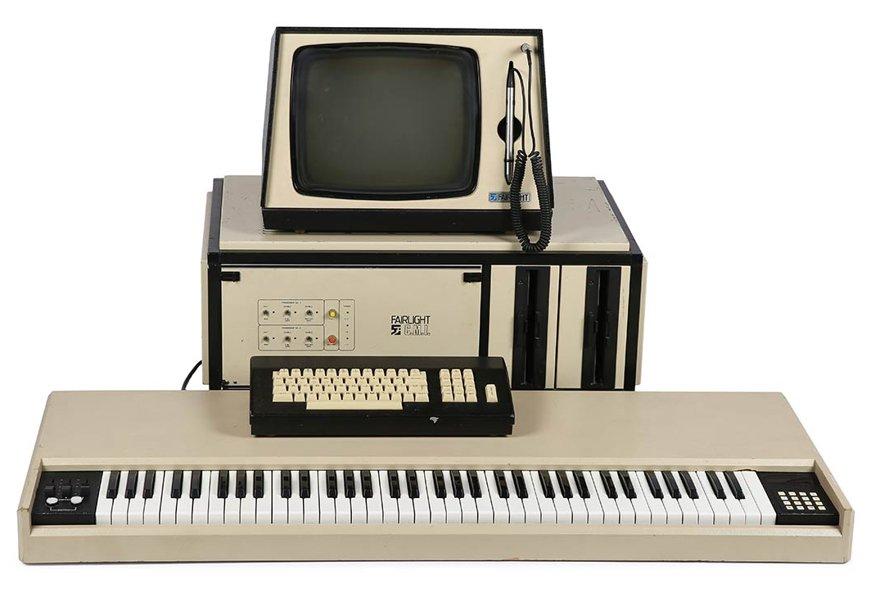 Fairlight CMI Synthesizer