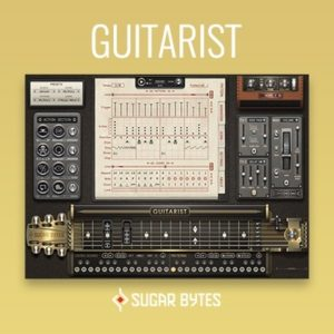 Guitarist - VST Virtual Instrument Plugin