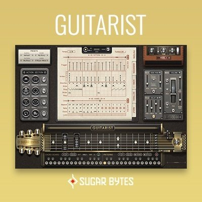Guitarist - VST Virtual Instrument Plugin