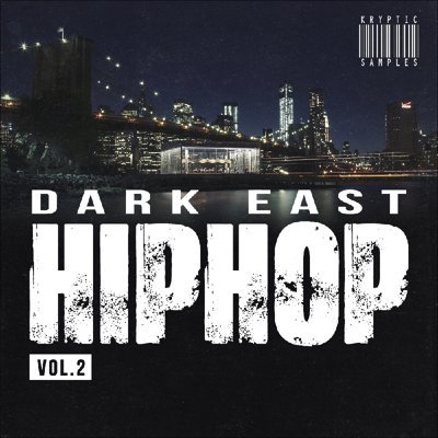 Kryptic Samples Dark East Hip Hop Vol.2