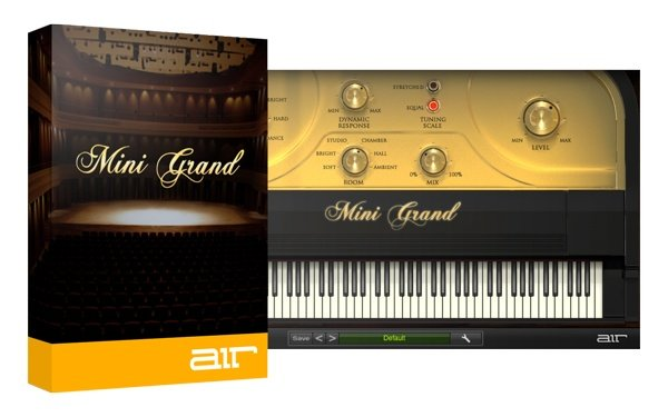 Mini Grand Piano VST