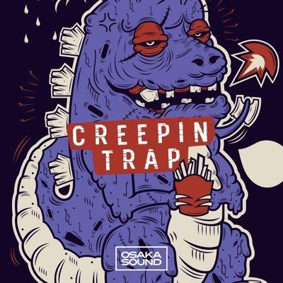 Osaka Sound - Creepin Trap Loops Pack