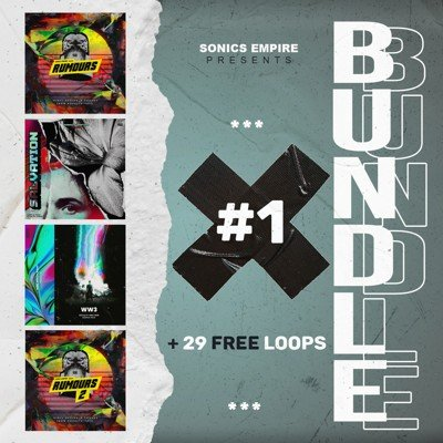Sonics Empire #1 Bundle (Bonus Free Loops)