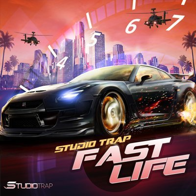 Studio Trap - Fast Life