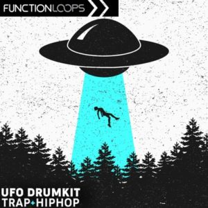 Function Loops - UFO Drum Kit Trap & Hip Hop