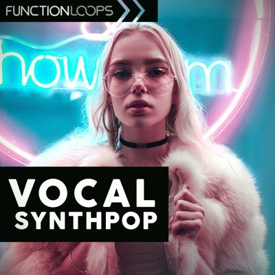 Function Loops - Vocal Synthpop Pack