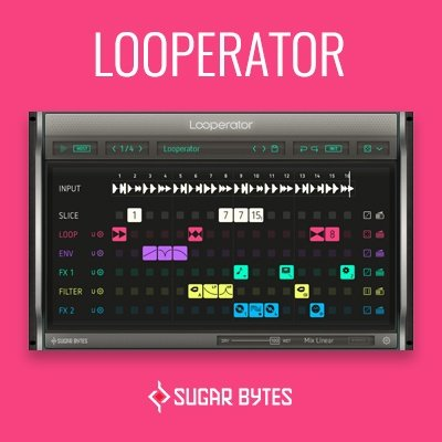 Sugar Bytes Looperator VST Plugin