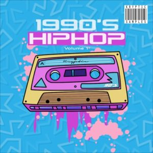 1990s Hip Hop Vol 1 - Loops Pack by Kryptic Samples