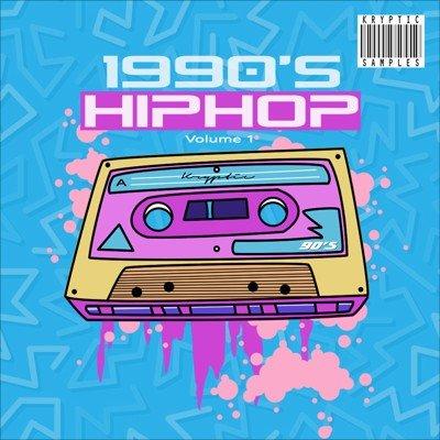 1990s Hip Hop Vol 1 - Loops Pack by Kryptic Samples