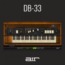 AIR Music - DB-33 Organ VST Instrument