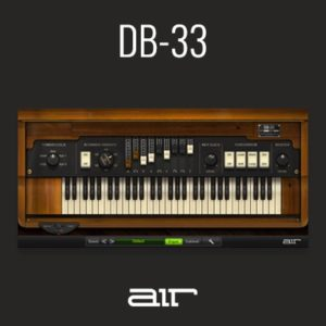 AIR Music - DB-33 Organ VST Instrument