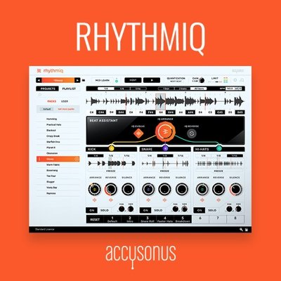 Accusonus - Rhythmiq VST Plugin