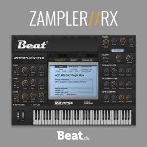 Beat.de Zampler Free VST Sampler Plugin