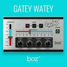Boz Digital - Gatey Watey VST Plugin