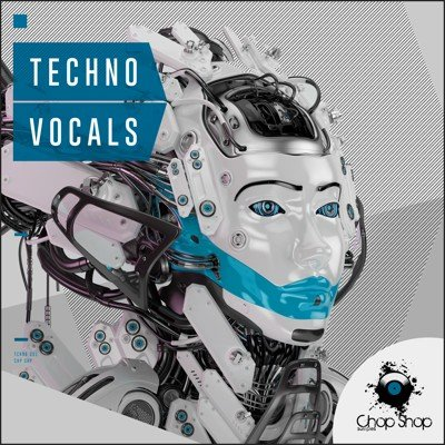 Chop Shop Samples - Techno Vocals Pack