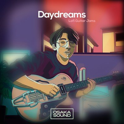 Daydreams - Lofi Guitar Jams Sound Pack