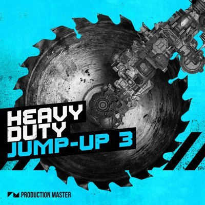 Heavy Duty Jump Up 3 - Bass Pack