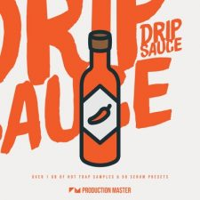 Production Master - Drip Sauce - Ultimate Trap Bank
