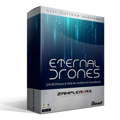 Zampler RX Bank - Eternal Drones SFX