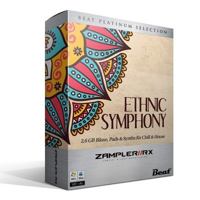 Zampler Sound Patches - Ethnic Symphony