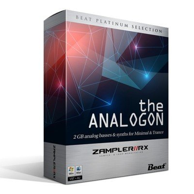 Zampler - The Analogon Expansion Soundbank
