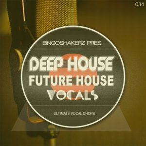 Bingoshakerz - Deep & Future House Vocals