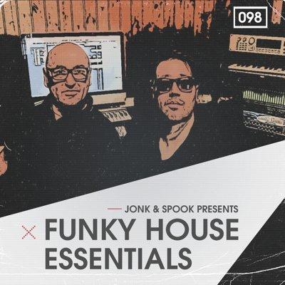 Bingoshakerz - Jonk & Spook Funky House Essentials