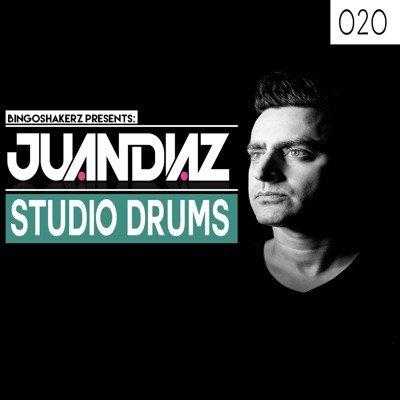 Bingoshakerz - Juan Diaz Studio Drums