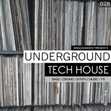 Bingoshakerz Underground Tech House Loops