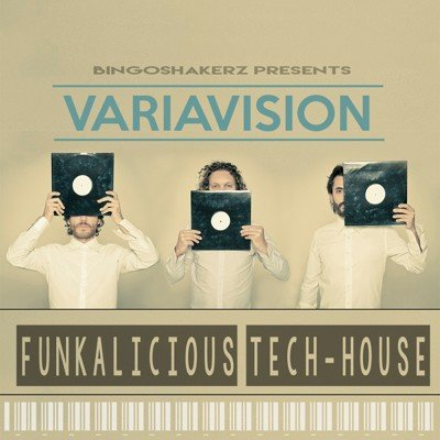 Bingoshakerz - Variavision Funkalicious Tech House Loops