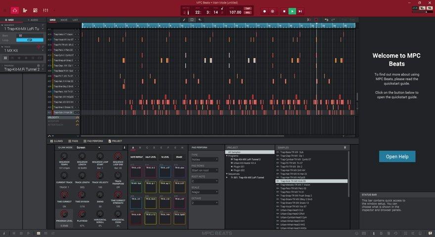 Free MPC Beats Making Software