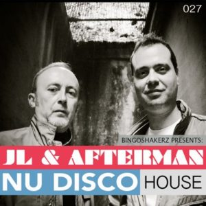 JL & Afterman Nu Disco House Loops Kits