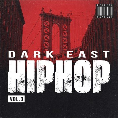 Kryptic Samples - Dark East Hip Hop Vol.3