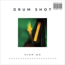 Kryptic Samples-Drum Shot Slow-Mo Drum Kit