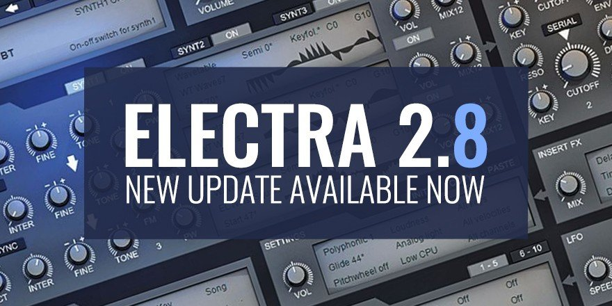 Tone2 Electra 2.8 New Update