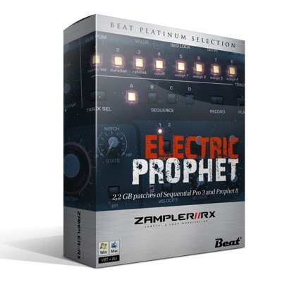 Zampler Sounds - Electric Prophet Soundbank
