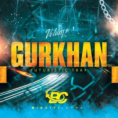 Big Citi Loops - Gurkhan Vol.1