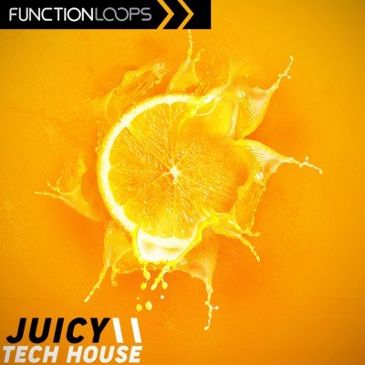 Function Loops - Juicy Tech House Loops Pack