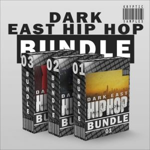 KRYPTIC SAMPLES - DARK EAST HIP HOP BUNDLE