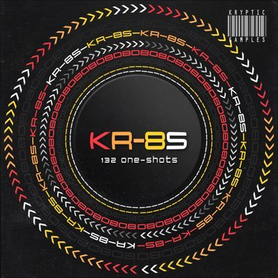 Kryptic Samples - KR-8S Loops Drum Kits