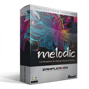 MELODIC Zampler Bank for Melodic House & Techno