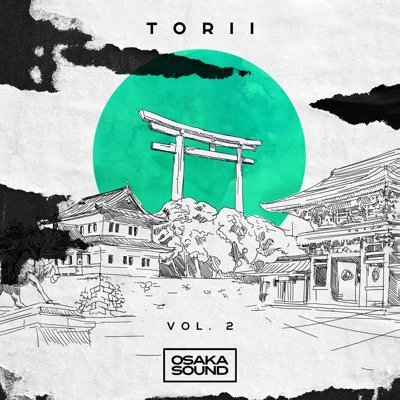 Osaka Sound - Torii 2 - Lofi Beats Drum Pack