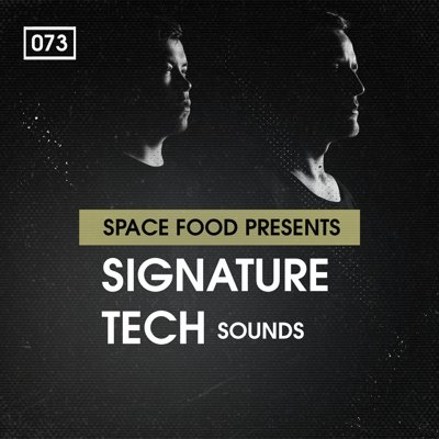 Space Food - Signature Tech Sounds