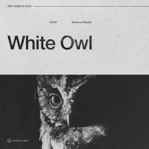 Angelicvibes - White Owl - Trap Drum Kit Pack
