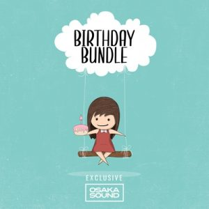 Birthday Bundle Osaka Sound