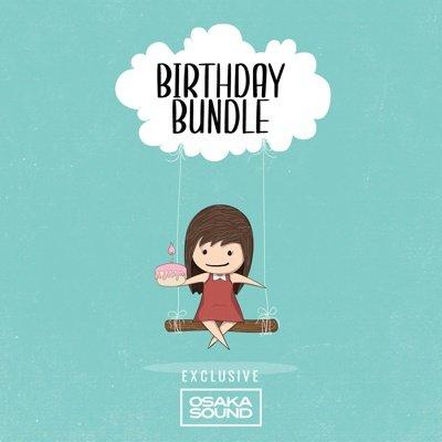 Birthday Bundle Osaka Sound