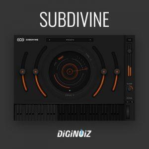 Diginoiz - Subdivine 808 VST Plug-in