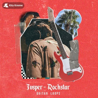 Kits Kreme - Jvsper - Rockstar Guitar Loops Pack