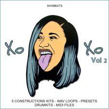 SHOBEATS - XOXO VOL2