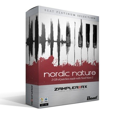 Zampler RX Nordic Nature Nord Wave 2 Bank